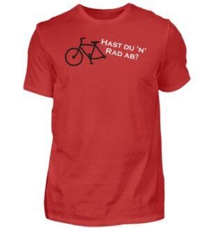 Shirt mit Fahrrad Spruch witzig