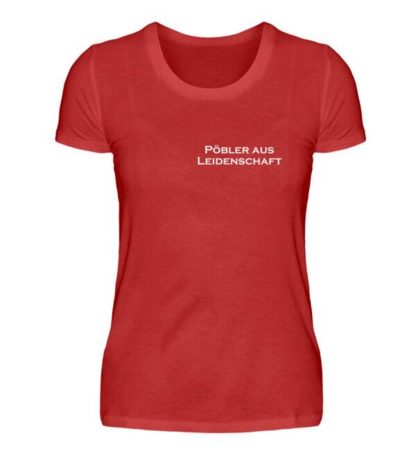 Shirt zum Pöbeln Hier Spruch