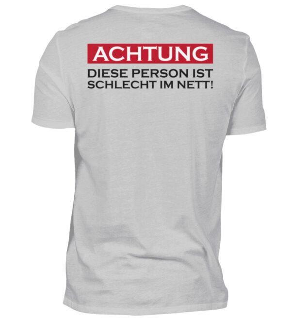 Spruch Shirt Herren gemein lustig