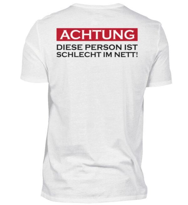 Shirt Herren Statement lustiger Spruch