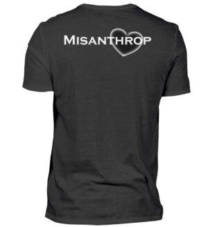 Shirt Misanthrop Statement Spruch witzig