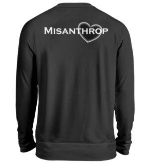 Shirt Statement Misanthrop Pullover