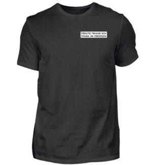 Spruch Shirt Hass Statement