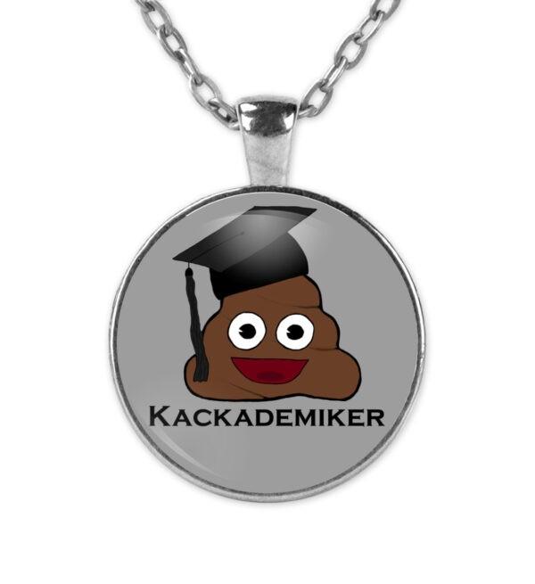 Geschenk Bachelor Halskette Anhänger Student