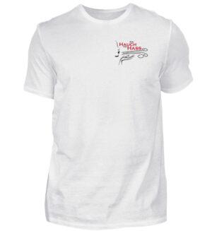 Herren Shirt mit Hass Spruch