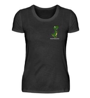 Saufosaurus Statement Shirt Frauen Alkohol